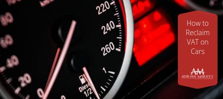 How to Reclaim VAT on Cars