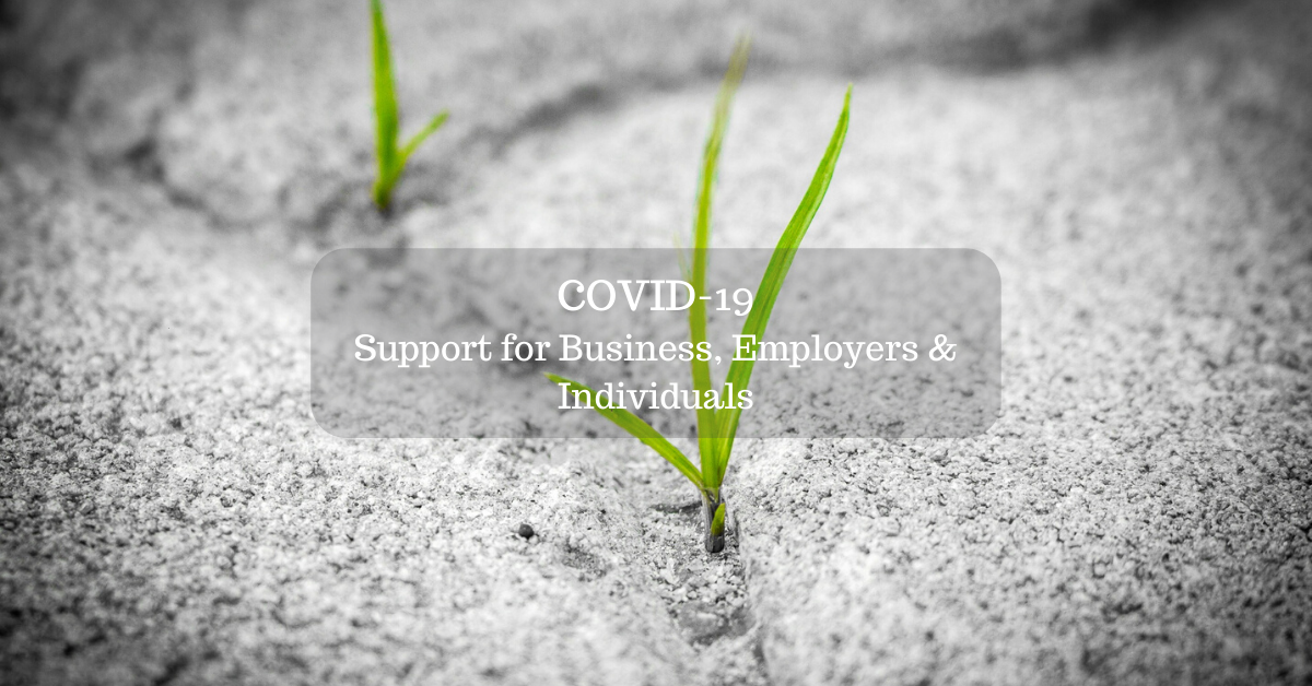 COVID-19 | Help & Support for Business, Employers & Individuals